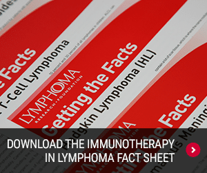 Immunotherapy in Lymphoma - Lymphoma Research Foundation