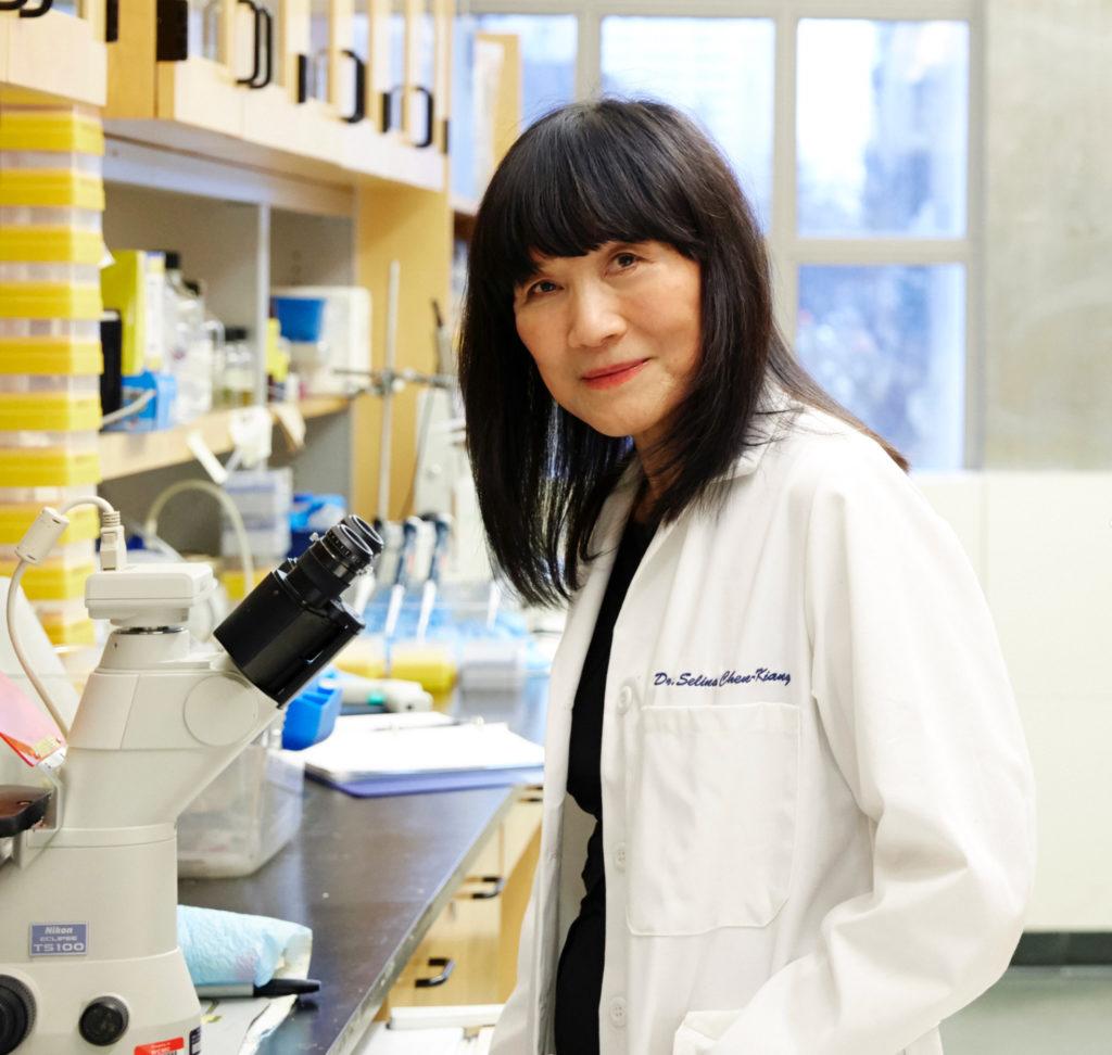 Selina Chen-Kiang, PhD, LRF Grantee